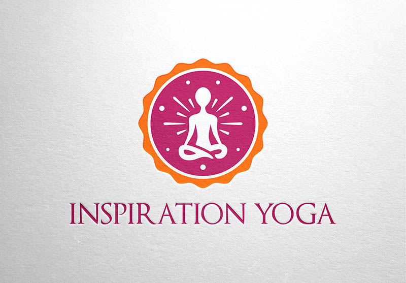 Yoga Studio Logo Design | Downdog Creative